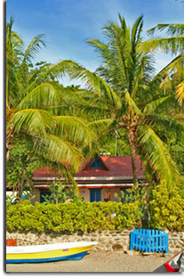 Beach Vacation Rental Montezuma - Ivan's House - Vacation Rental Montezuma